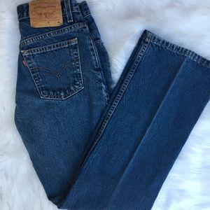 Vintage 517 Levi's jeans